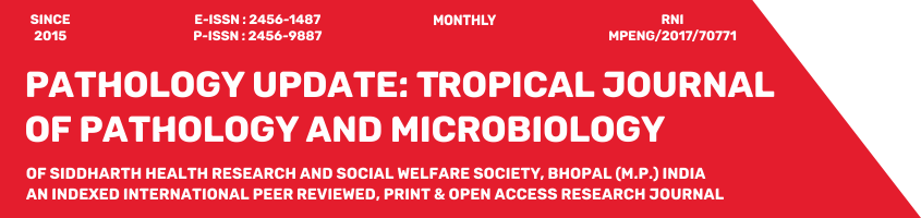 Tropical Journal of Pathology and Microbiology